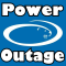 Monday evening power outage SW Jamestown