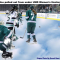 Suit by former UND Women's Hockey players, tossed