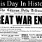 This Day in History – November 11, 1918