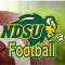 Bison Football Over Ill. State, Sat.