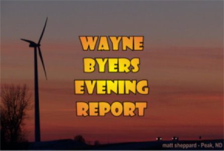 Wayne Byers Show – Evening – Oct 17