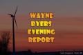 Wayne Byers  Show – Evening – Sept. 14