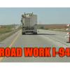 I-94 lane closed VC area