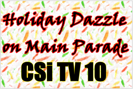 Dazzle Parade Marathon 2004-2019 on CSi TV 10