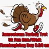 Good turnout, Thanksgiving  Turkey Trot Fundraiser