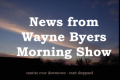Wayne Byers Show – Morning – Mar 25