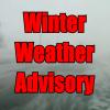 Winter Weather Advisory noon Friday – 6 am Sat