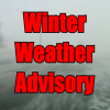 Winter Weather Advisory  midnight Sat-11am Sun