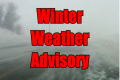 Winter Weather Advisory Noon Sun to 6am Mon