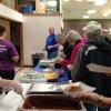Humane Society, Potato Bar Fundraiser, Mar 28