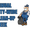 Citywide Cleanup, Valley City, May 7- 11