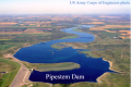Water releases steady, Jamestown, Pipestem Dams