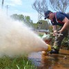 Jamestown fire hydrant flushing starts May 23