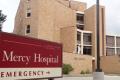 NO Visitors, CHI Mercy Heath Hospital, VC.