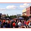 Block Party downtown Jamestown Thurs Aug 27