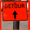 V.C. Street Detour Update, Water Main Replacements