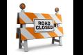 Street Closure Extended Thru Friday
