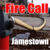 Apartment fire SE Jamestown, Monday