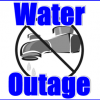Temporary water outage, section of NW Jamestown