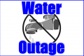 Update…Temporary Water Outages, repairs, Aug 28