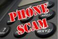 Scam involves fake fundraiser phone calls