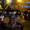 Dazzle Parade 7pm Friday with tree lighting after
