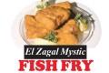 El Zagal Mystic Fish Fry Friday March 26