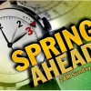Daylight Savings Time Starts 2AM Sunday Mar 9