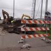 17th Street SW lane closure