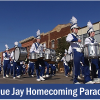Blue Jay Homecoming Parade Video Sept 28