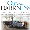 Out of the Darkness Walk, Sept 30