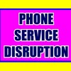 Phone Service Disrupted for Jamestown Thurs