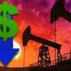 Oil price drop effect on ND