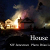 House Fire: 2 Ave NW Weds Night – Pics & Video
