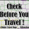 6 State Winter Road Condition Maps