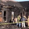 Fire investigation underway