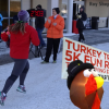 Turkey Trotters brave cold to benefit food pantry – pixs