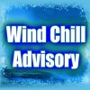 Wind Chill Advisory to 10am Thurs