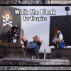 """20 participants """"Walk The Plank"""" for hospice Saturday"""