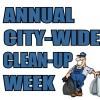 Jamestown Citywide Cleanup Week May 13-16