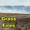 Train may have sparked grass fire Thurs