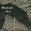 Car driven into Pipestem Lake Sunday am