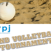 Sand volleyball White Cloud Days, July 11