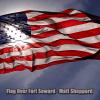 Flag Retirement Ceremony, June 14, Flag Day