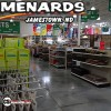 Jmst Menard's opens Wed Sept 9