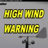 Update..High Wind WARNING
