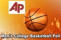 Associated Press  Top 25 Men's College Poll