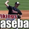 Viking Baseball wins 2 over Dakota State, Sunday