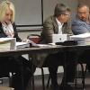 Civil Service Commission hearing, Nagel testifies