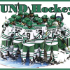 UND defeated by Boston U. NCAA hockey tournament